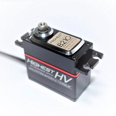 Highest B210 HV Brushless Servo