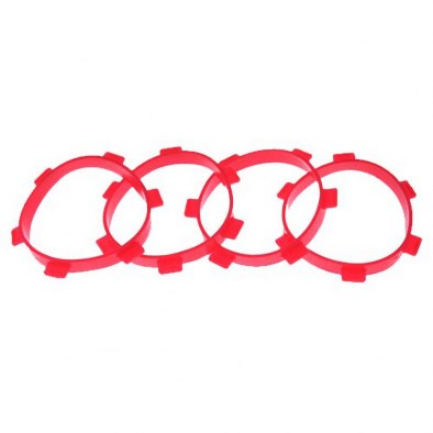Ultimate Racing 1/8 Tire Mounting Bands (4Pcs.)