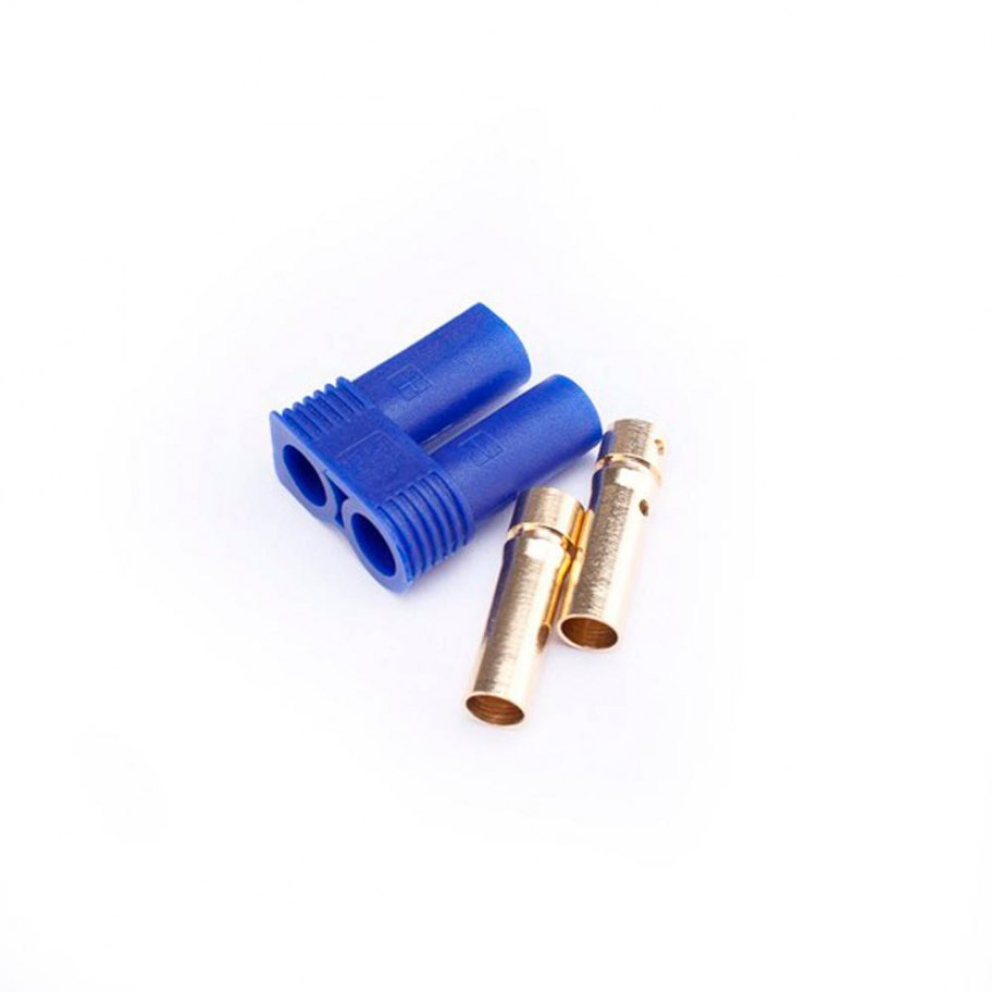 Ultimate Racing Ec5 Connector Male (1Pc)