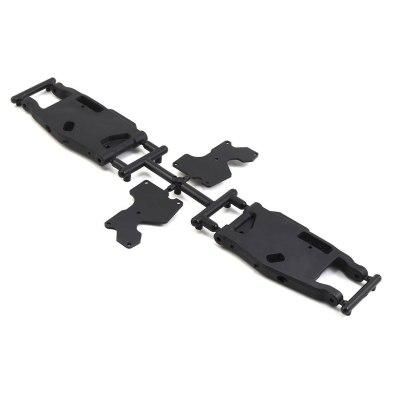 Mugen Seiki MBX8 Rear Lower Arm (2Pcs)