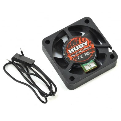 Hudy Brushless Fan 40mm