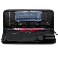 Hudy Complete Set-Up Tools Set + Carrying Bag