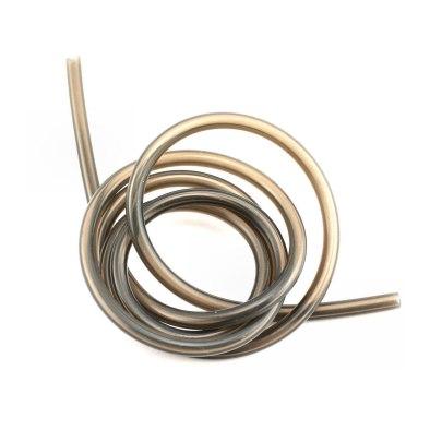 Mugen Seiki Color Silicone Pipe 1M - Grey