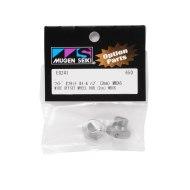 Hexagonos +2mm Mugen MBX8