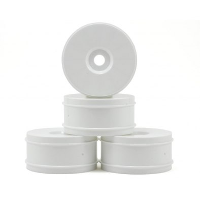 Mugen Seiki Wheel Ld White (4Pcs)