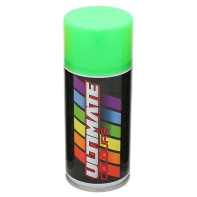 Ultimate Colours Fluorescent Green 150ml
