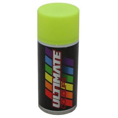 Ultimate Colours Fluorescent Yellow 150ml