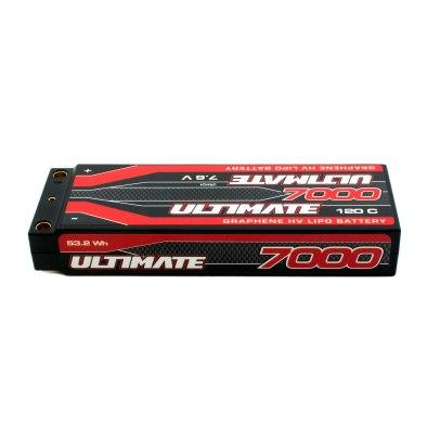 Ultimate Electro Graphene HV LiPo Stick 7000...