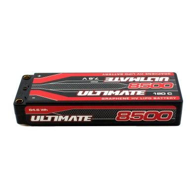 Batería LiPo Ultimate Grafeno HV 7.6v 8500mAh 120C