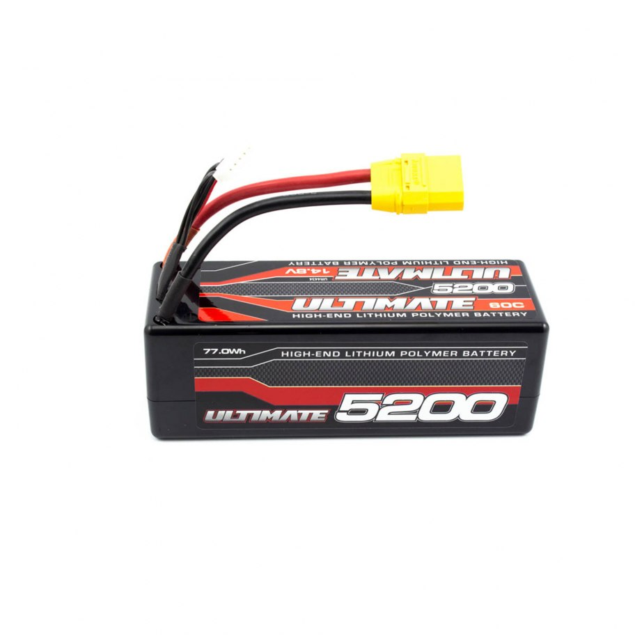 Batería Ultimate LiPo 14.8v. 5200 mAh 60C XT90