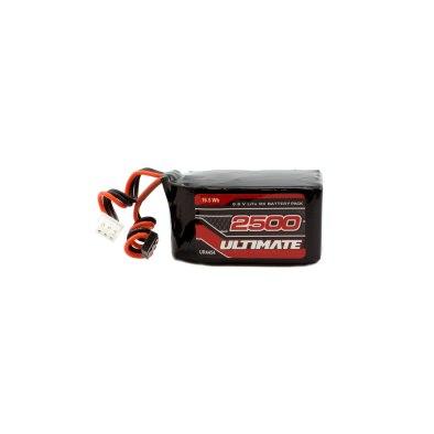 Batería Ultimate LiFe Receptor Cuadrada 6.6v....