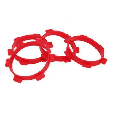 Ultimate Racing 1/10 Tire Mounting Bands (4Pcs.)