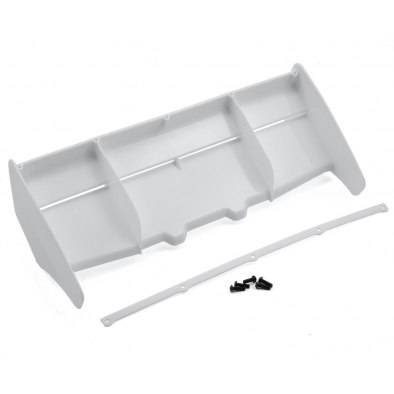 HB Racing High Downforce Wing (White)