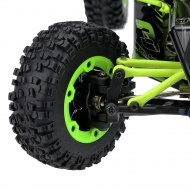 Wltoys 12427 1/12 Trial 4WD Green