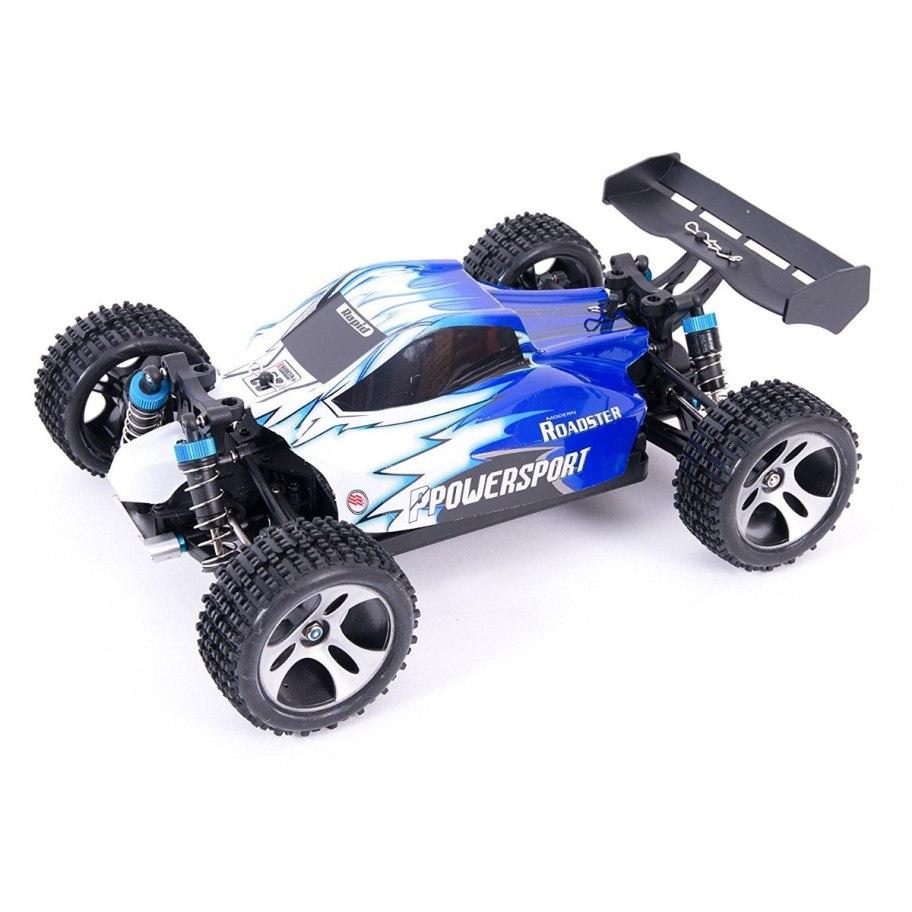 Wltoys A959 1/18 Buggy 4WD Azul | + 45Km/h