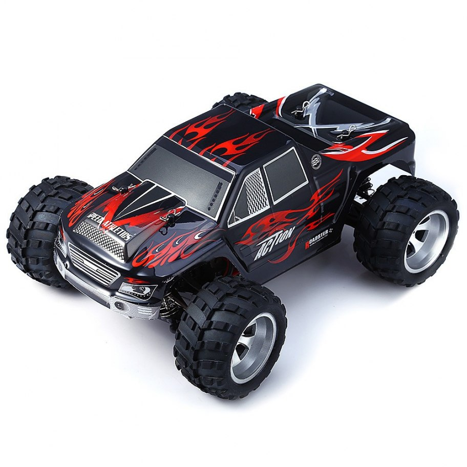 Wltoys A979 1/18 Monster Truck 4WD Negro