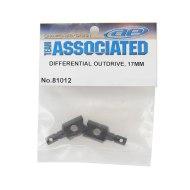 Vasos Diferencial Delantero Associated RC8B3.2