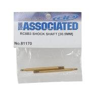 Vastagos Amortiguador Delanteros Associated RC8B3.2