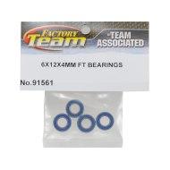 Rodamientos 6x12x4 Associated Factory Team (4)
