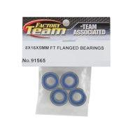 Associated 8x16x5 Flanged Bearings