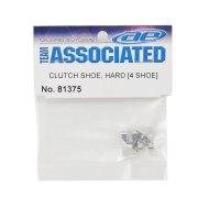 Associated Clutch Shoes Hard 4-Shoe