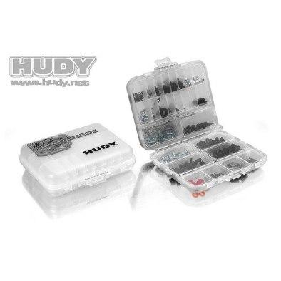 Caja Organizadora Tornilleria Hudy Doble (Compact)