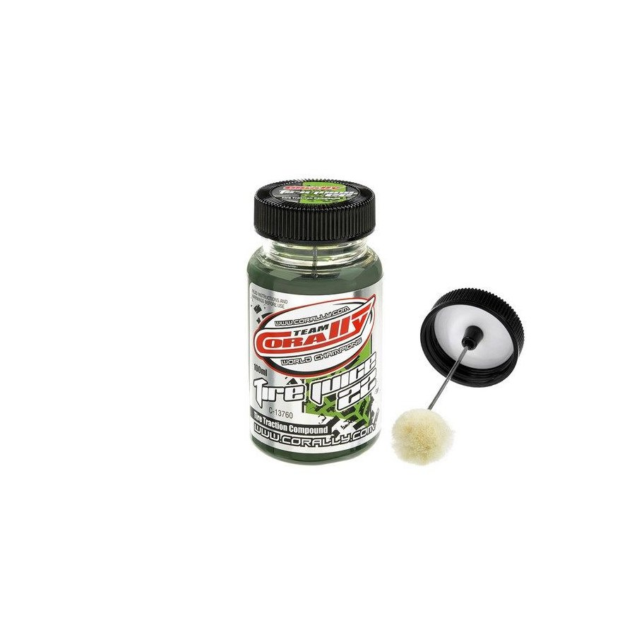 Aditivo Asfalto/Goma Corally Tire Juice 22