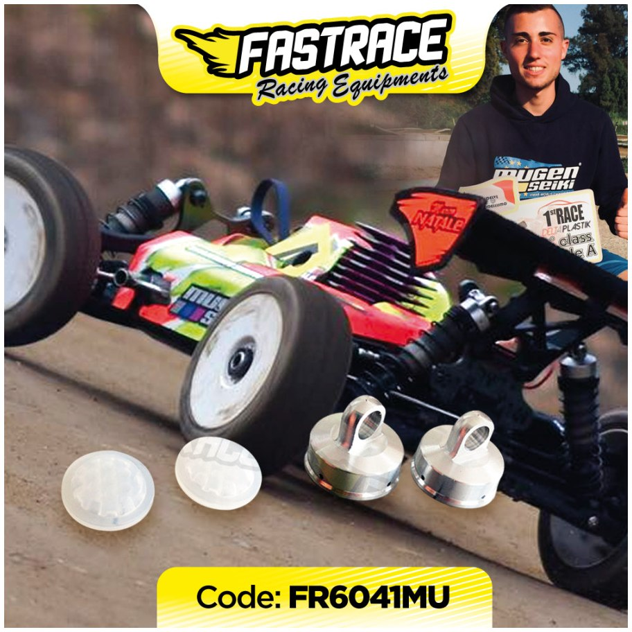 Fastrace Mugen MBX8 Shock Caps (2)