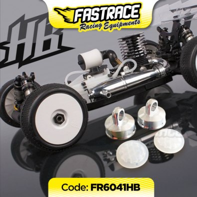 Fastrace HB D817/819 Shock Caps (2)