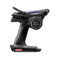 Sanwa M17 + Receptor RX493   Emisora FHSS 2.4Ghz
