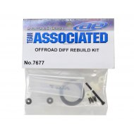 Associated GT/B4/B5/B5M/B6/B6D Diff Rebuild Kit