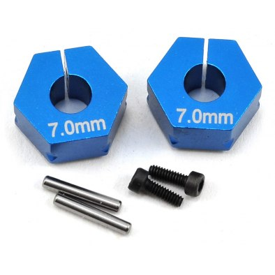 Associated Clamping Wheel Hex 7.0mm...