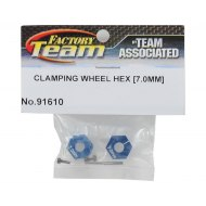 Associated Clamping Wheel Hex 7.0mm B5M/B6/B6.1/B64