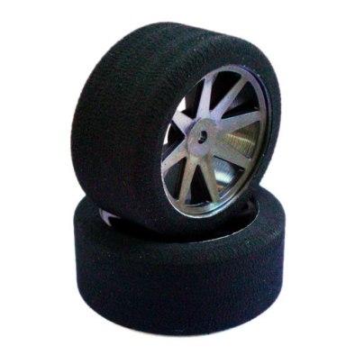 SP Racing 1/10 Foam Tire 26mm Front 35 Shore