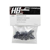 HB Racing Hinge Pin Bushing Set