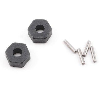 Traxxas Wheel Hubs, Hex (2)/ Stub Axle Pins (2)