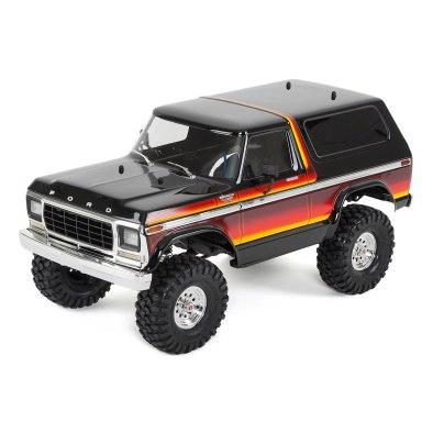 Traxxas TRX-4 Bronco Crawler TQi XL-5