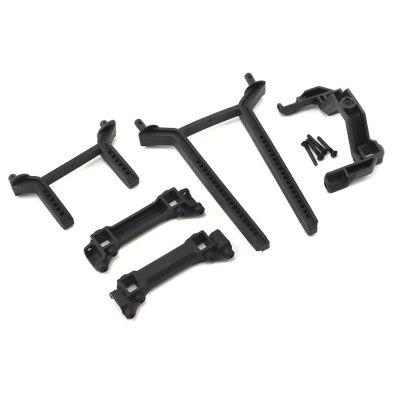 Traxxas TRX-4 Front & Rear Body Mount & Post Set