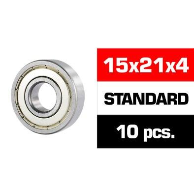 Ultimate Racing 15x21x4 ZZ (10U.) Bearings