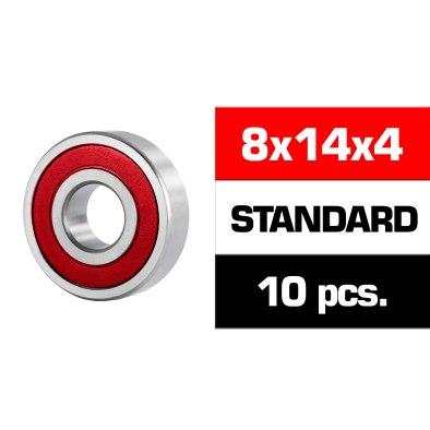 Ultimate Racing 8x14x4 2RS (10U.) Rodamientos