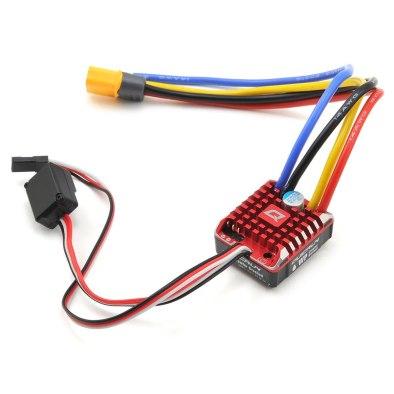 Variador Hobbywing Quicrun 80A Brushed Crawler