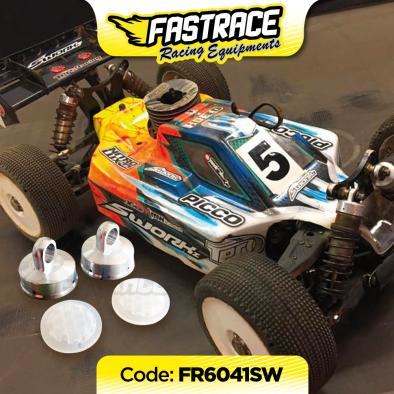 Fastrace Sworkz S35-3 Shock Caps (2)