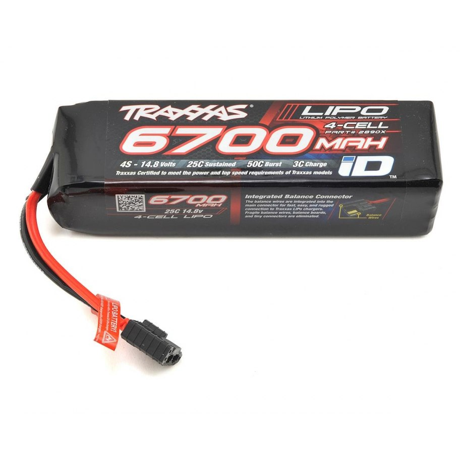 Batería Traxxas Power Cell 4S 14.8v 6700mAh