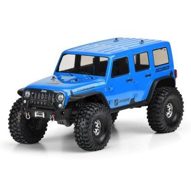 Proline Jeep Wrangler Rubicon Unlimited Clear...