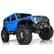 Proline Jeep Wrangler Rubicon Unlimited Clear Body (TRX-4)