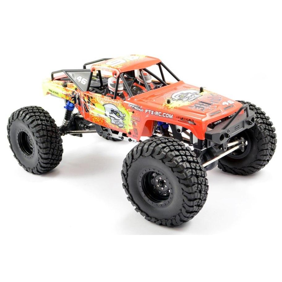 FTX Mauler 4X4 Rock Crawler 1:10 RTR