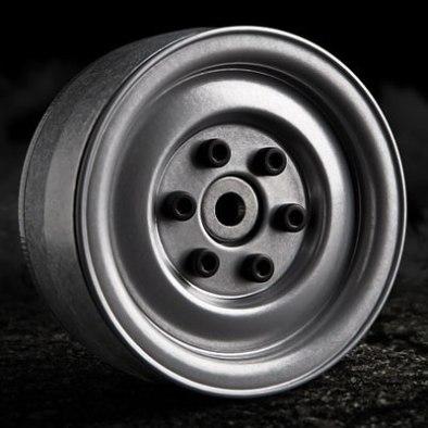Gmade 1.9 SR03 Grey (2) | Crawler Beadlock Wheels