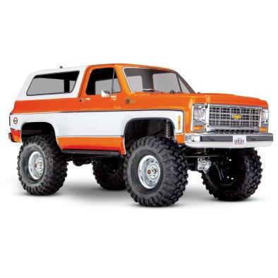 Traxxas TRX-4 Chevy K5 Blazer Crawler TQi XL-5