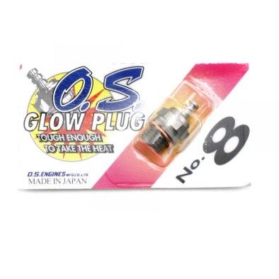 O.S Nº8 Standard Glow Plug