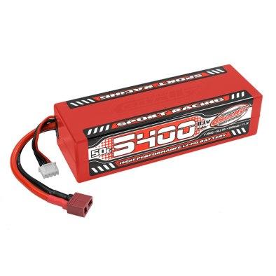 Corally 50C 5400mAh 3S 11.1v Battery